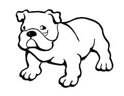 Coloriage Chien Bulldog 1001 Animaux Concernant Coloriage Chien Coloriage Chien Coloriage L