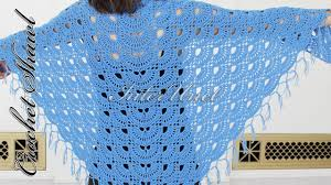 Free Crochet Shawl Patterns Magnificent Inspiration
