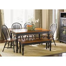 Country Kitchen Dining Table Country Kitchen Table Sets With Bench Best Kitchen Ideas 2017