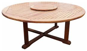 round wooden patio tables outside table topfudbal