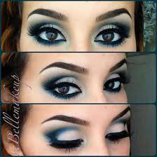 prom makeup for brown eyes blue dress 3 bp spot