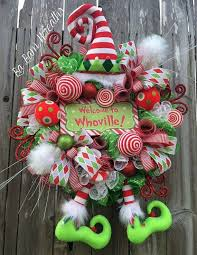 19 Peppermint And Candy Cane Crafts  CRAFTCandy Cane Wreath Christmas Craft