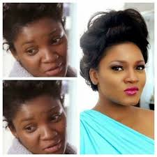 which female celebrity is the prettiest see photos of 50 nigerian celebrities without makeup