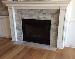 travertine fireplace ideas