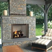 cool outdoor wood burning fireplace kits prefab designs australia wooden furniture