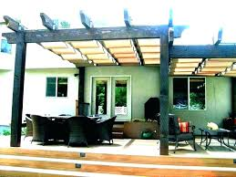 deck canopy ideas awnings awning for decks retractable diy homemade deck awning ideas t86