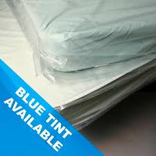 plastic mattress cover. Mattress Cover 39 X 90 9 Inch Plastic, 1.5 Mil, Accessory For Twin Size Mattress, Clear Plastic 0
