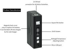 Комплект kamry температуры Вт контрольная переменная Ваттность  Комплект kamry температуры 40Вт контрольная переменная Ваттность Коробка мод vw мод