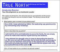 True North Bill George