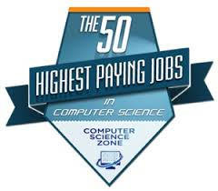 Jobs For Comp Sci Majors The 50 Highest Paying Jobs In Computer Science Computer Science Zone