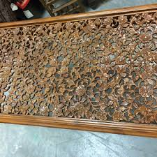 See the detailed pics here. Antique Coffee Table Floral Lattice Hand From Mogulgallery On