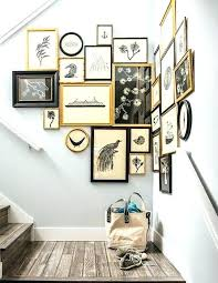 stair walls stairway decorating ideas stairs wall