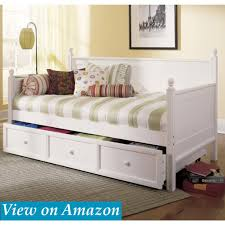 sterling trundle together with bed