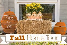 Fall Decorating And Home Tour From Martyu0027s Musings