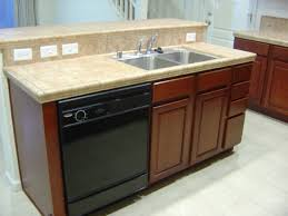 Beautiful Sink Dishwasher Tures Luxury Kitchen Islands With Sinks
