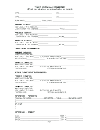 Simple Rental Lease Agreement Printable Lease Agreement Free Simple Rental Residential