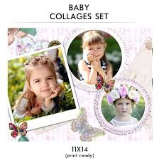 baby collage frame baby first year photo collage frame baby collage frame
