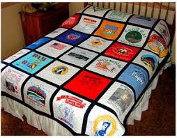 How to make a T-shirt quilt tutorial via Goose Tracks Quilts | AL.com & t-shirt quilt instructions.JPG Adamdwight.com