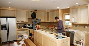 Average Cost To Replace Kitchen Cabinets Custom How Much Does It Cost To Remodel A Kitchen