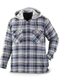 Wholesale Flannel Jackets for Men and Women, Supplier in USA & Cool Blue Hooded Jacket Adamdwight.com