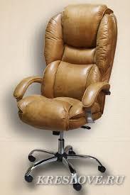 <b>Кресло Барон</b> офисное для <b>руководителя</b> — купить в Москве