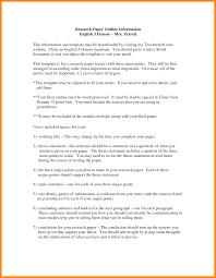 essay outline example co essay outline example