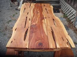 Picnic Table Dining Room 1000 Images About Dining Tables On Pinterest Dining Tables Log