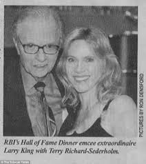 eddie fisher terry richard. Fine Richard Terry Richard An Exwife Of Singer Eddie Fisher Claims Larry King Groped With Fisher Richard O