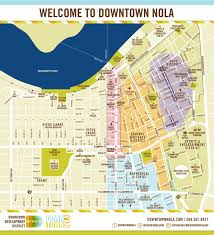new orleans garden district walking tour map and modern