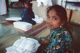 human trafficking public seminar a forced child laborer in the textiles industry acirccopy international labour organization flickr