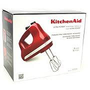 kitchenaid hand mixer 5 speed. kitchenaid empire red 5 speed hand mixer kitchenaid