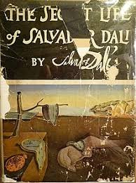 the secret life of salvador dali  thesecretlifeofsalvadordali jpg first edition author salvador dali