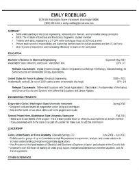 Electrical Engineer Resume Samples Electrical Engineer Resume Sample