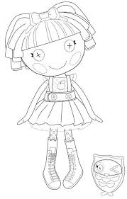 Small Picture Kids n funcom 16 coloring pages of Lalaloopsy