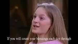 Count your blessings (Music: Reginald Morgan, Lyrics: Edith Temple ...