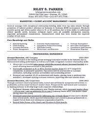 Resume Objective Account Manager Account Manager Resume Shows Your Professionalism In The Same Field 7