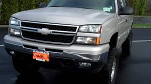 SOLD-Lifted 2006 Chevrolet Silverado 1500 Extended Cab 4X4 Art ...