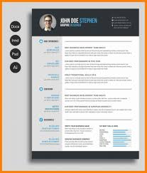 2018 Professional Resume Templates Word Free Download | Resume Template