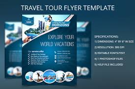 Sample Flyers Travel And Tours