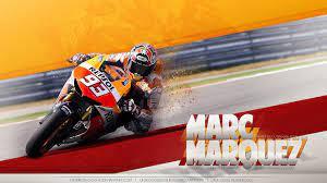 Marc Marquez 93 MotoGP Wallpaper HD