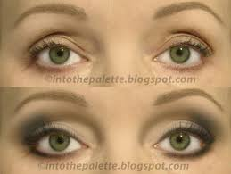 an eyeshadow tutorial on ly beautiful hooded eye shapes