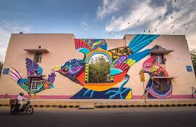 wall artists in hyderabad