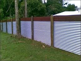 Wood and metal privacy fence Homemade Corrugated Metal Privacy Fence Incredible Corrugated Metal Privacy Fence Design Corrugated Metal And Wood Privacy Fence Aaronestebaninfo Corrugated Metal Privacy Fence Corrugated Fence Panel Sheet Metal
