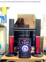 Dan âm thanh khủng tai nha - dàn karaoke gia đình- kết nối Tivi iphone ipad  smartphone - loa vi tính cỡ lơn âm thanh Hifi siêu Bass đinh cao có kết