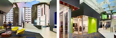 microsoft office building. As A Global Leader In Productivity Technology, Microsoft Looked To Its New San Francisco Office Showroom For Innovation And Discovery. Building