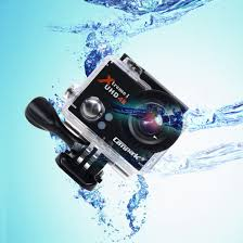 campark act60 full hd 1080p helmet waterproof diving camcorder if you are a fan of water sports or are interested in making some stunning underwater footage or just as newbies this waterproof underwater sports action