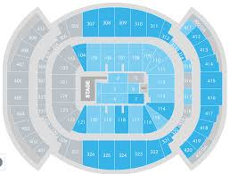 American Airlines Arena Seating Chart Eagles Seating Charts Americanairlines Arena