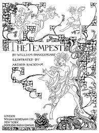 Literature Books On Twitter The Tempest By William Shakespeare