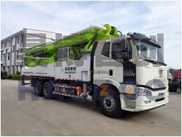How To Maintain The Hydraulic System Of Concrete Pump Truck - News - Hunan  Haoboc Intelligent Creation Machinery Co.,Ltd