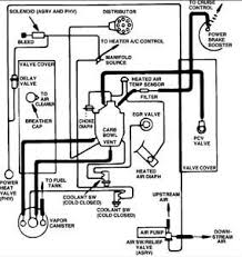 vacuum lines diagram for heater and a c controls on fixya what is the timeing on a 1987 dodge ramcharger a 318 motor